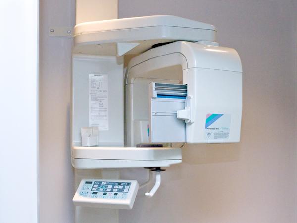 Radiographie panoramique numérique